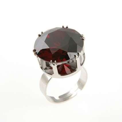 ring with cirkon