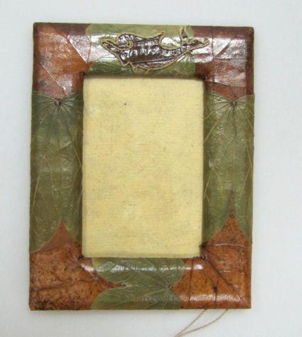 Рамка за снимки(10х15см) от еко материали