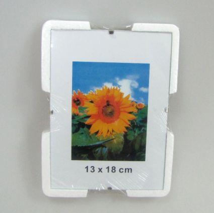 Рамка за снимки/постер стъкло+метални закопчалки