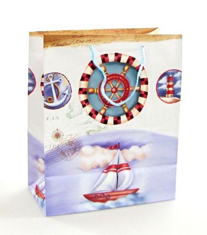 Подаръчна торбичка от хартия
