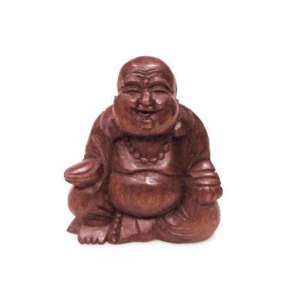 Буда щастлив  от дърво