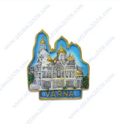 Магнит за хладилник от резин-Варна