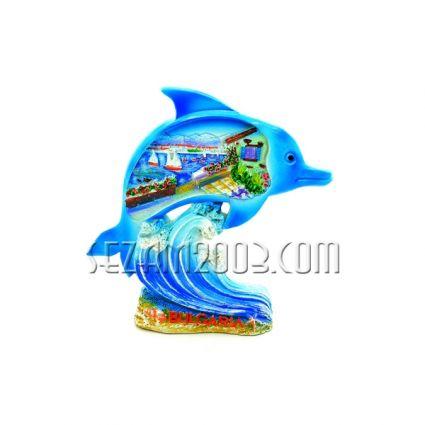 фиг.делфин от полирезин +БГ