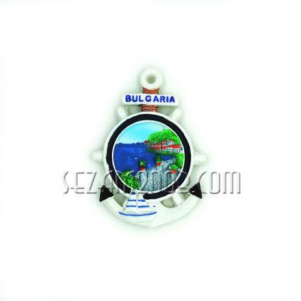 магнит за хладилник от полирезин РУЛ + БГ