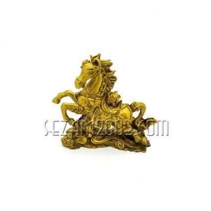 Horse - feng shui figure of resin