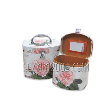 кутии за бижута и козметика 2бр.к-т  - винтидж декор