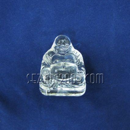 Buddha glass