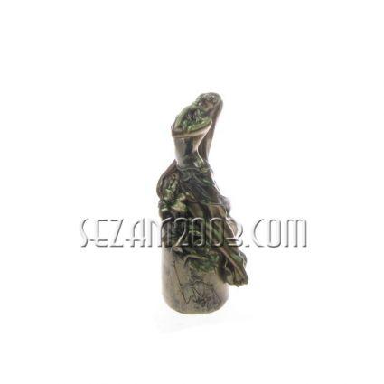 МОМИЧЕ и  зодия  ДЕВА - фигура от резин