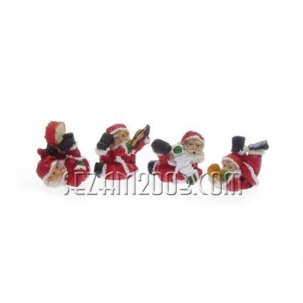 Дядо Коледа - фигура от полирезин