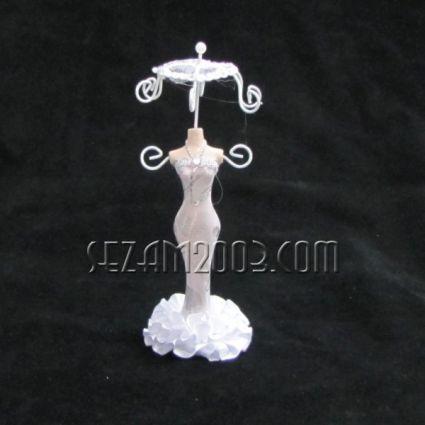 Поставка за бижута от пластмаса плат и метал - МАНЕКЕН
