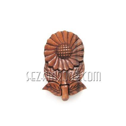 СЛЪНЧОГЛЕД - кутия / пъзел от дърво ръчна изработка
