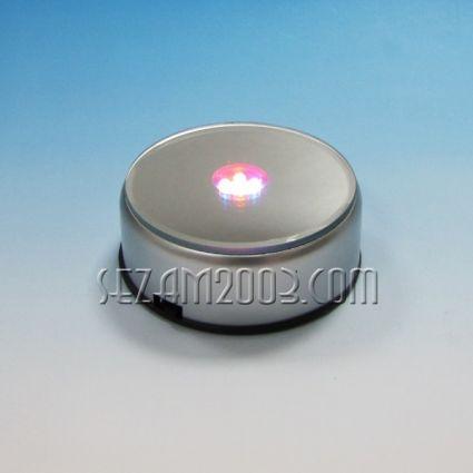 Поставка за сувенири въртяща с  лампички батерии