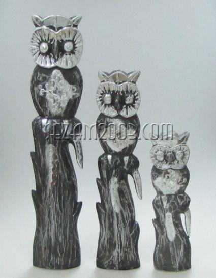 БУХАЛИ фигури от дърво