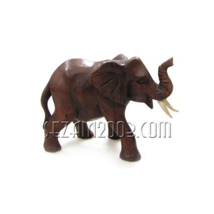 Слонче от дърво