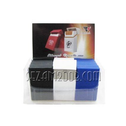 калъф за кутия цигари от мек силикон