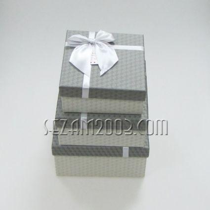 подаръчни кутии от луксозен картон 3 бр.к-т