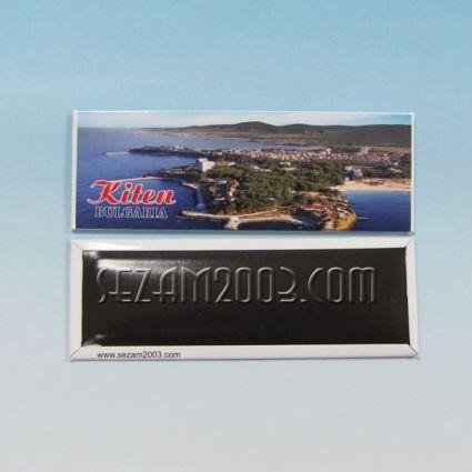 магнит за хладилник - метална пластина - КИТЕН