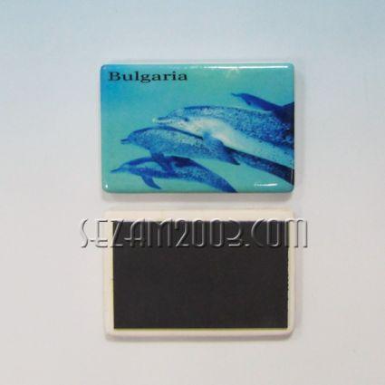магнит за хладилник керамичен-БЪЛГАРИЯ