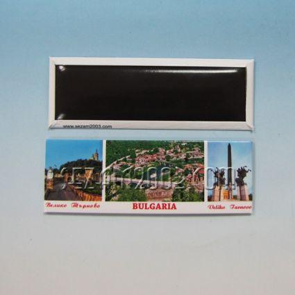магнит за хладилник - метална пластина - В.Търново