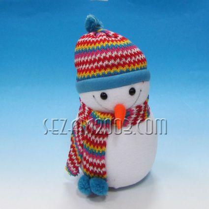 Снежко - коледна декорация
