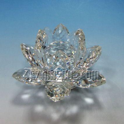 ЛОТОС - фигурка от кристал
