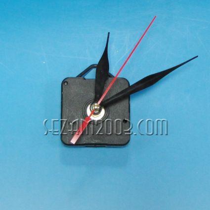 Часовников механизъм пластмасов   за вграждане