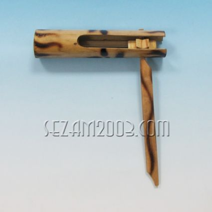 КРЕЧЕТАЛО -  сувенир от бамбук