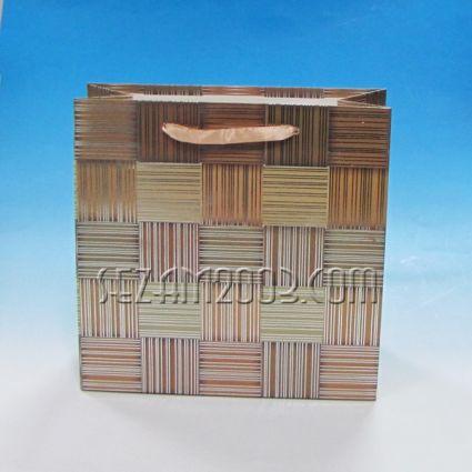 Подаръчна торбичка от лукс хартия - за мъже