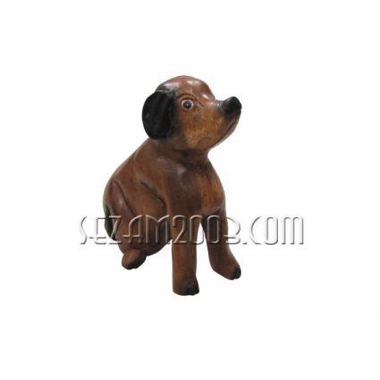 Куче от дърво  ръчна изработка