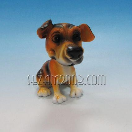 Куче смешно - фигурка от полирезин