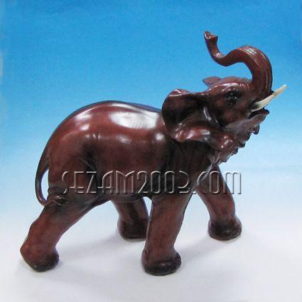 Слон - фигура от полирезин
