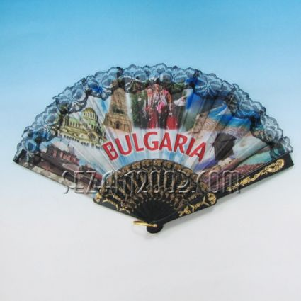 ветрило от пластмаса+плат - BULGARIA