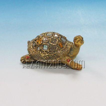 Костенурка - фигура от полирезин