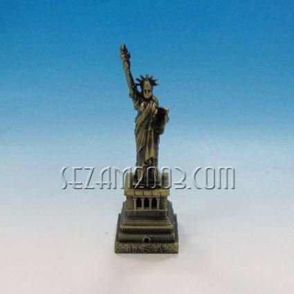 Статуята на свободата - макет/сувенир от метал