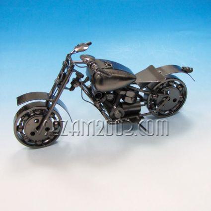 motorcycle metal parts souvenir