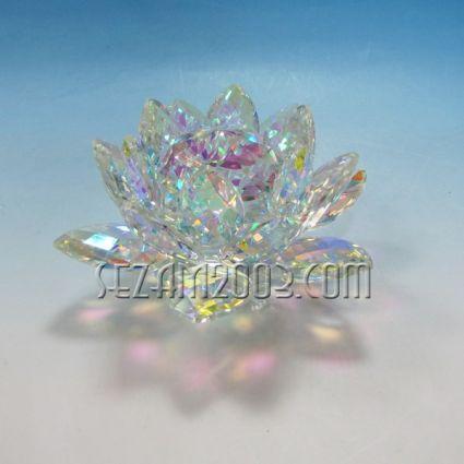 ЛОТОС - сувенир от стъкло