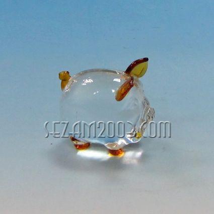 Прасенце от стъкло