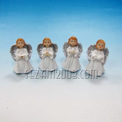 Ангелче с крила-фигура от резин