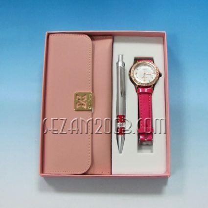 Дамски подаръчен комплект с часовник