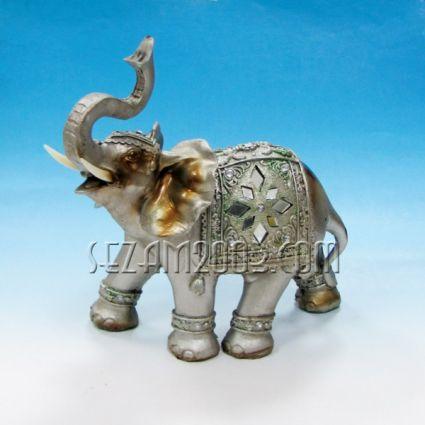 elephant - figure polirezin