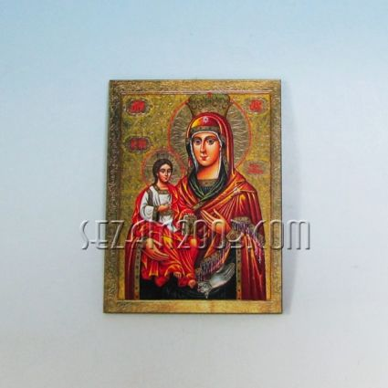 Icon / MDF fridge magnet