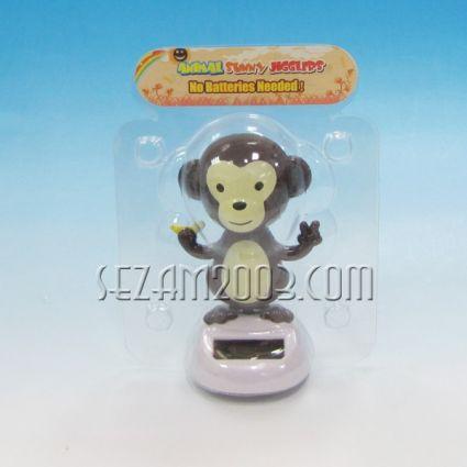 Маймунка - подвижен соларен сувенир