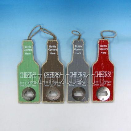 Отварачка за бутилка декорирана от мдф