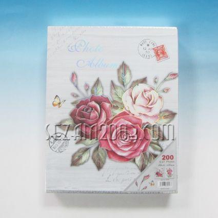 Албум за 200 снимки в джоб - винтидж