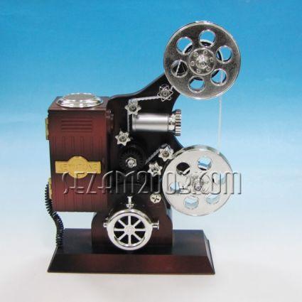 Прожекционен апарат - сувенир с музикален и подвижен механизъм