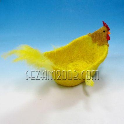Пиле панер - Великденска декорация