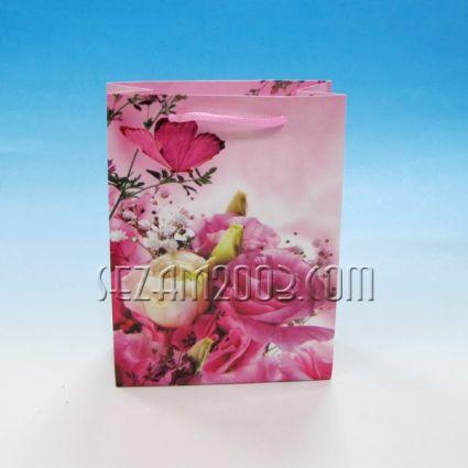 Подаръчна торбичка от гланцова хартия