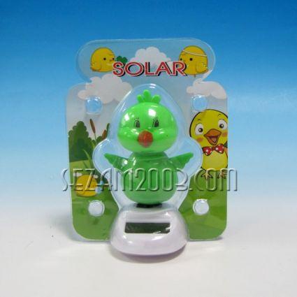 ПАТЕ  подвижно зелено- соларен сувенир