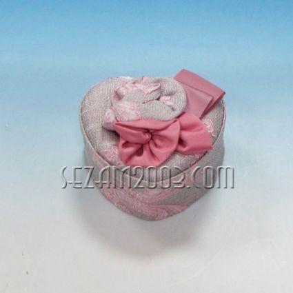 Кутия за бижута  от плат
