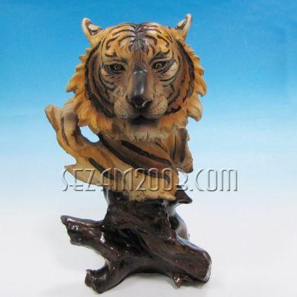 Тигър - фигура от полирезин